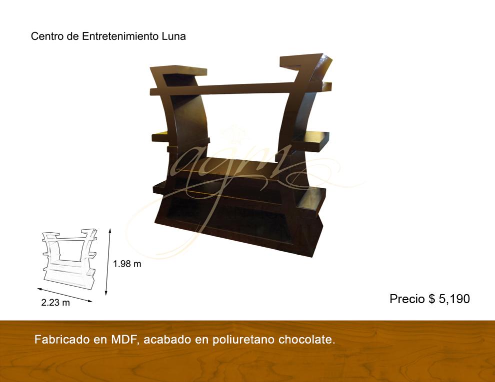 Search results for centro de entretenimiento minimalista - Galeria comercial del mueble arganda ...