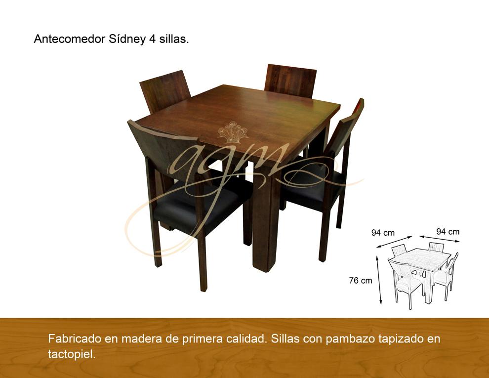 Antecomedor sidney antigua galeria del mueble - Galeria del mueble ...