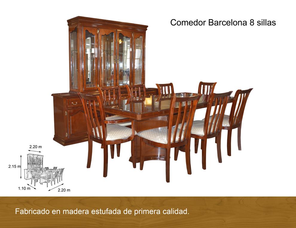 Muebles comedor barcelona idea creativa della casa e for Vibbo barcelona muebles