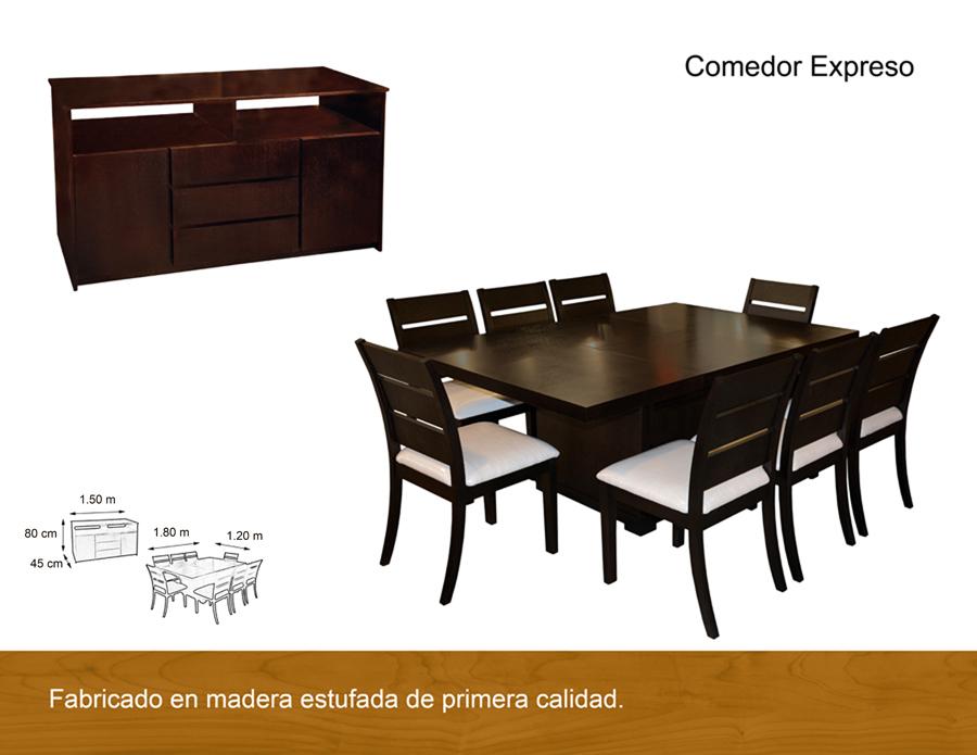 Comedor expreso antigua galeria del mueble - Galeria del mueble ...