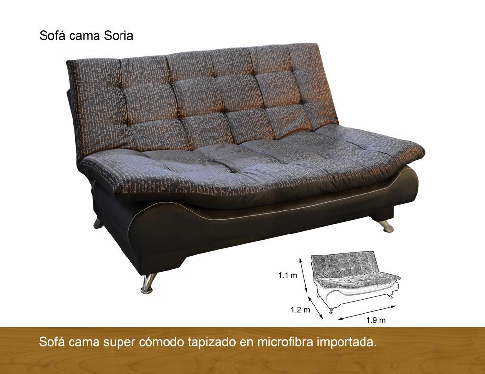 Sof cama y futones antigua galeria del mueble for Galeria del mueble