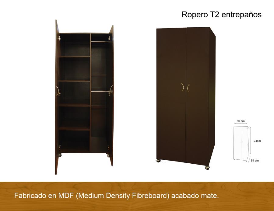 Roperos y cajoneras antigua galeria del mueble - Galeria del mueble ...