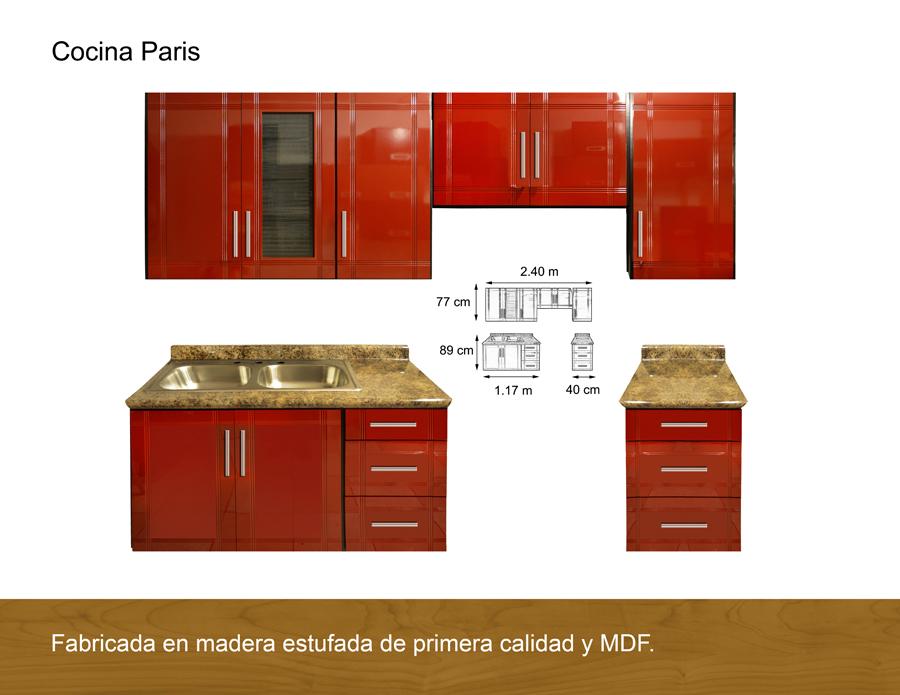 Cocinas antigua galeria del mueble - Galeria del mueble ...