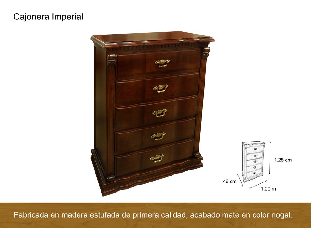 Cajonera imperial antigua galeria del mueble - Galeria del mueble ...