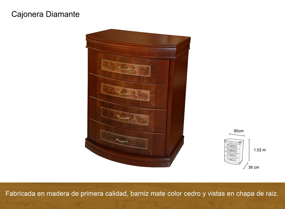 Cajonera diamante antigua galeria del mueble - Galeria del mueble ...