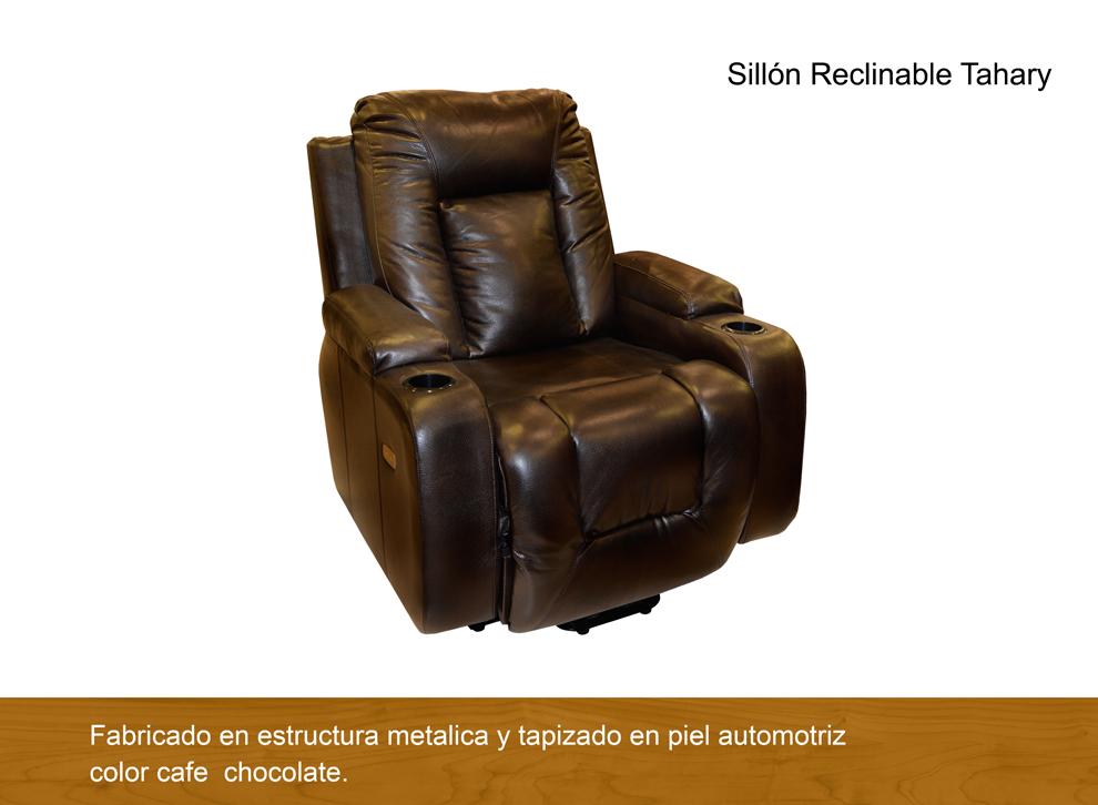 Sillones reclinables antigua galeria del mueble - Galeria del mueble ...