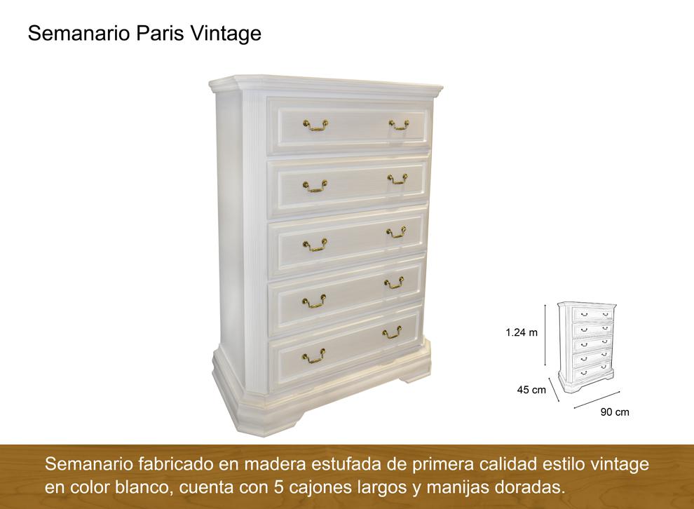 Semanario paris vintage antigua galeria del mueble - Galeria del mueble ...