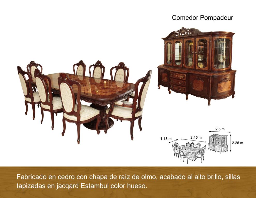 Comedores antigua galeria del mueble - Galeria del mueble ...