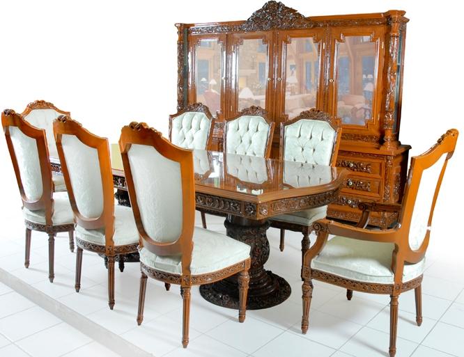 Comedor tepozotlan antigua galeria del mueble - Galeria del mueble ...