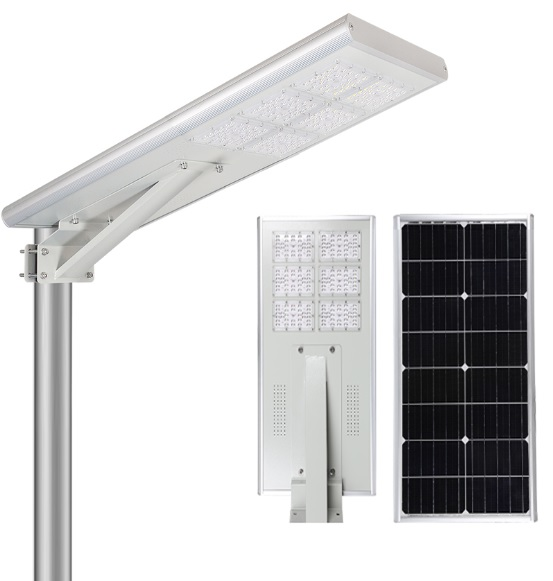 LAMPARA SOLAR SSSL-50W ALL IN ONE