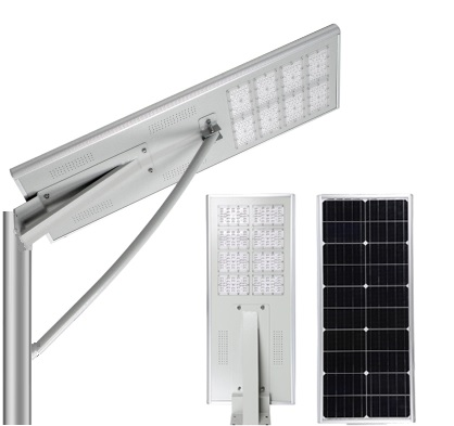 LAMPARA SOLAR SSSL-100W ALL IN ONE