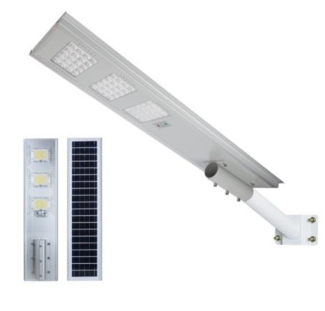 LAMPARA SOLAR SSSL-150W