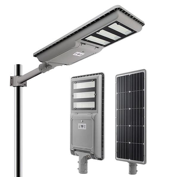 LAMPARA SOLAR SSSL-80W PREMIUM