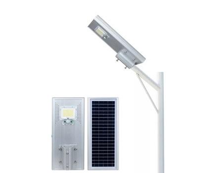 LAMPARA SOLAR SSSL-50W ALL IN ONE