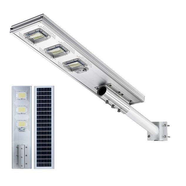 LAMPARA SOLAR SSSL-150W ALL IN ONE