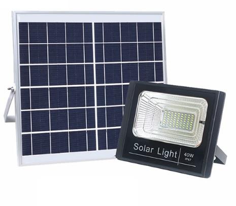 REFLECTOR SOLAR LED 40W